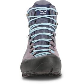 SALEWA Alpenviolet GTX Chaussures Femme, grisaille/ethernal blue